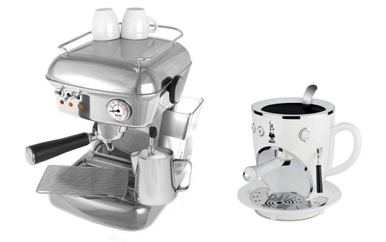 Выбираем кофеварку - рожковые кофеварки