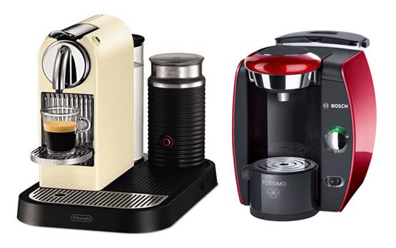 Выбираем кофеварку - капсульные кофеварки