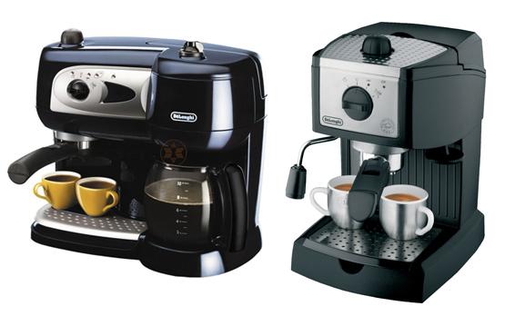 Выбираем кофеварку - комбинированные кофеварки
