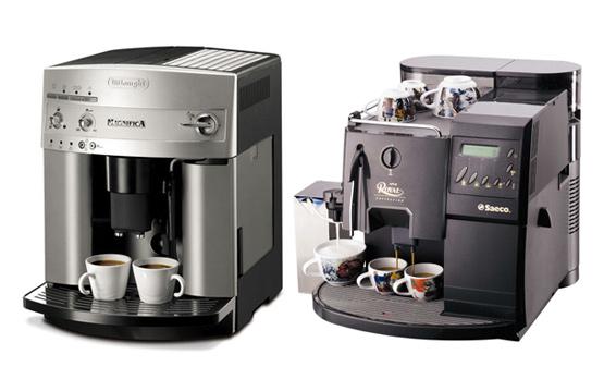 Выбираем кофеварку -  автоматические кофемашины