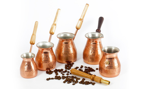 Выбираем кофеварку - кофеварки для кофе по-турецки