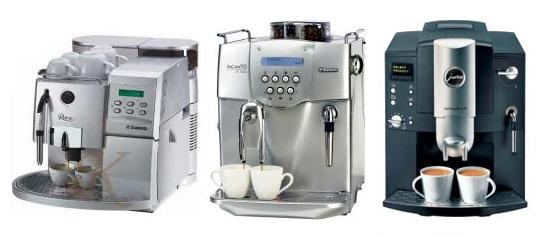 Кофемашины для офиса Jura