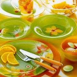 Вкусовые качества еды зависят от цвета посуды