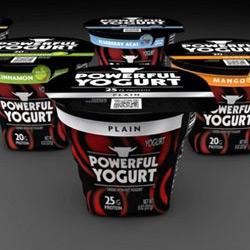 Йогурт - только для настоящих мужчин