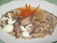 Холодец из курицы, индейки и говядины - рецепт пошаговый с фото