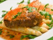 Фаршированные баклажаны по-турецки – кулинарный рецепт
