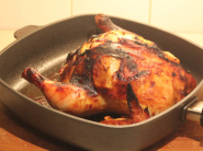 Окорочка с аджикой и майонезом – кулинарный рецепт