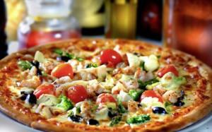Домашняя пиццерия