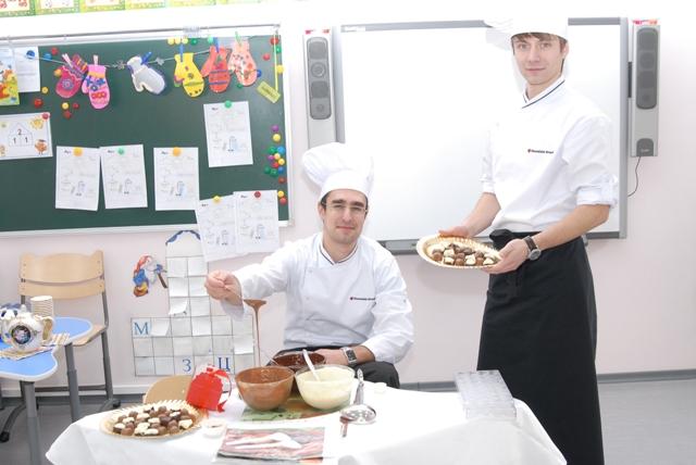 Кондитерский мастер-класс по изготовлению конфет. Сладкий мастер-класс с шоколатье