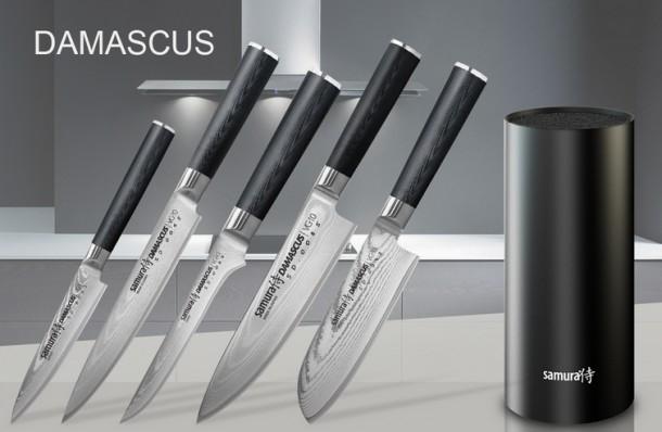 Японские ножи Samura