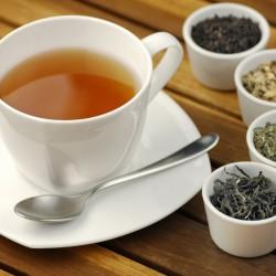 Разновидности чая черный, зеленый гранулированный, крупнолистовой