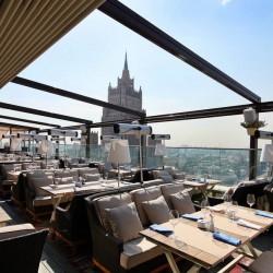 Ресторан с панорамным видом