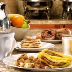 Завтрак - быстро, а главное вкусно