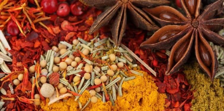 Польза восточных специй и пряностей для здоровья