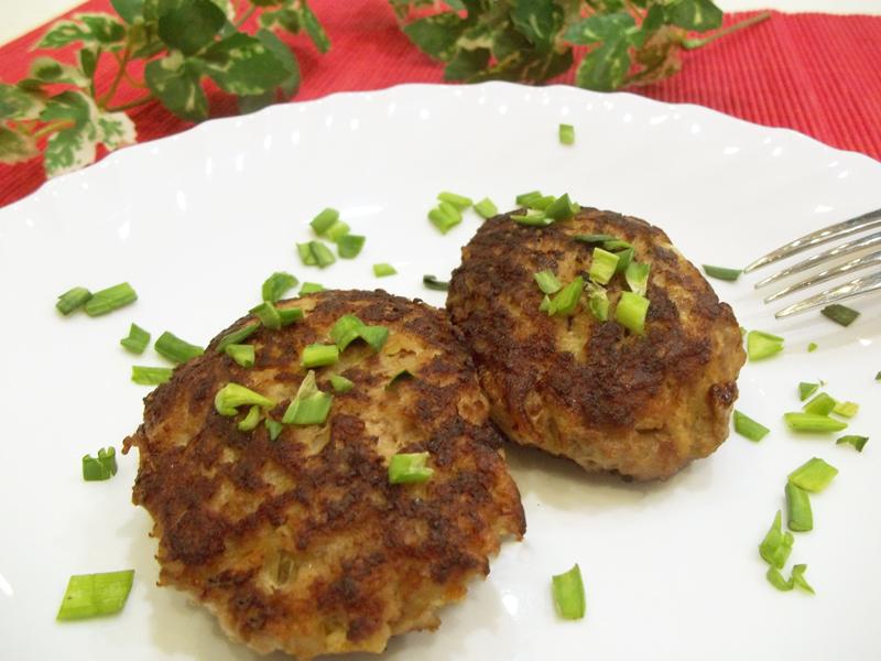Котлеты мясные с картошкой рецепт