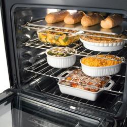 Как вернуть духовке безупречную чистоту?
