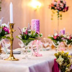 Особенности организации банкета на свадьбу