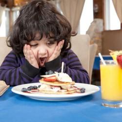 У ребенка плохой аппетит с 1-3 лет. Что предпринять?