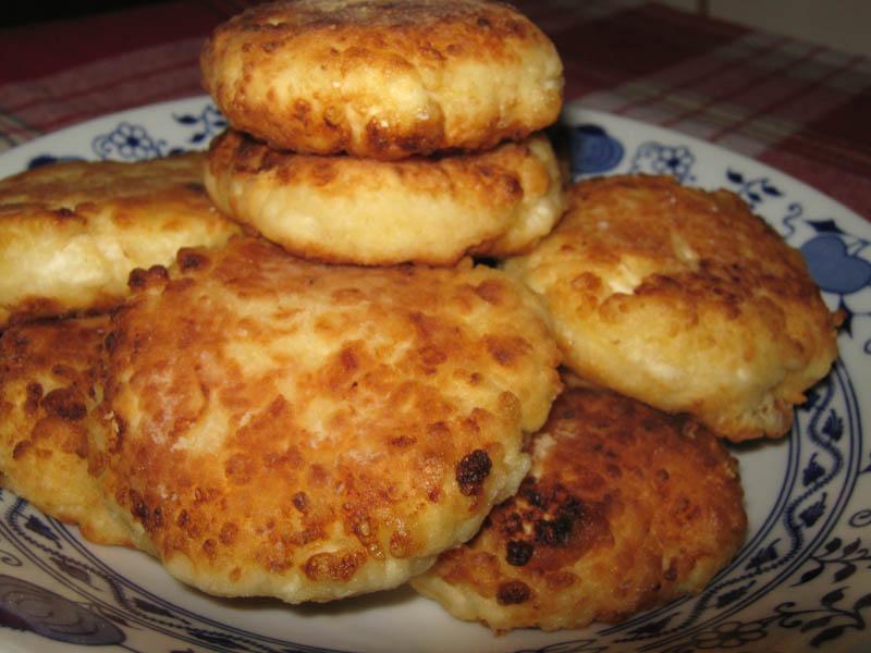 Творожники с сыром рецепт