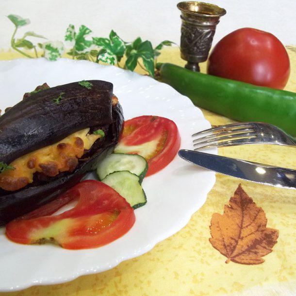 Соте с баклажанами, пошаговый рецепт с фото