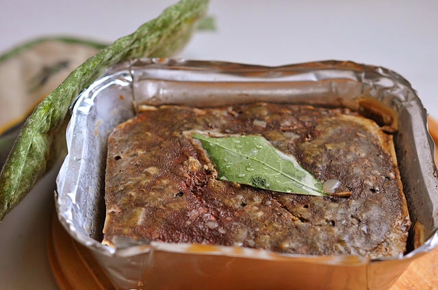 Паштет из говяжьей печени. пошаговый рецепт с фото