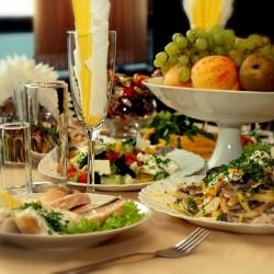 Этапы организации свадебного банкета и главные блюда меню
