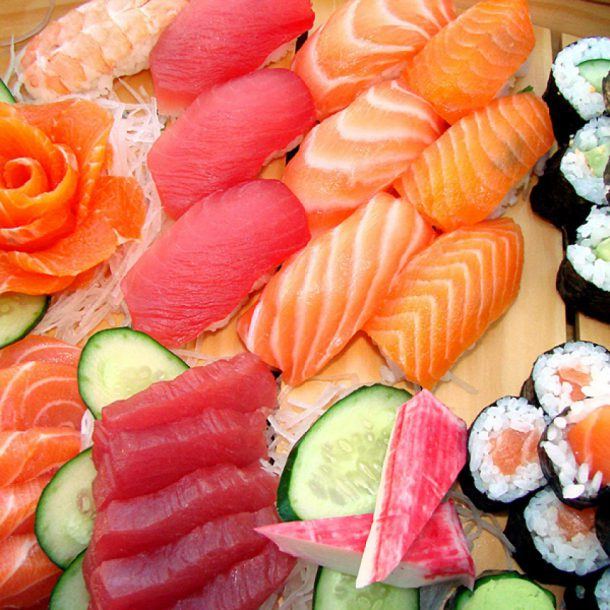 Как приготовить японские роллы в домашних условиях?