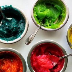 Съедобные краски