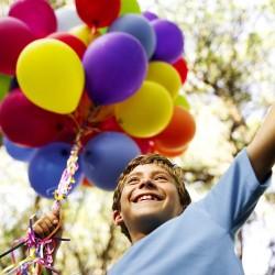 Воздушные шары на праздниках