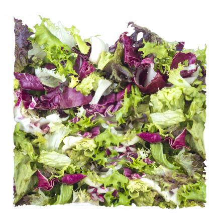 Месклан - смесь салатов