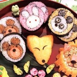 Сладкие суши для детей