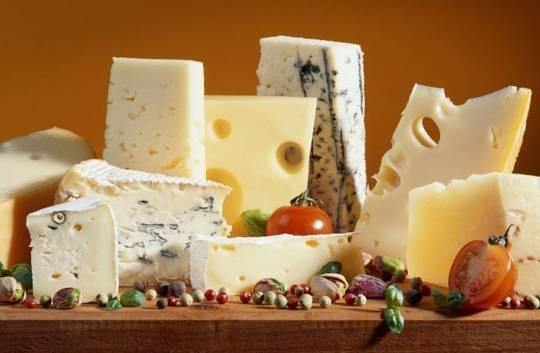 Что мы знаем о сыре?