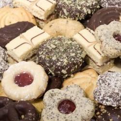 История появления печенья
