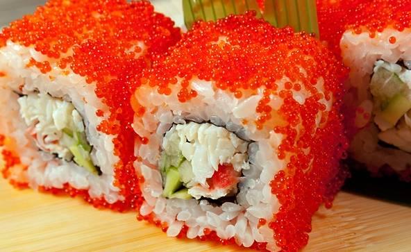 Изысканность японской кухни для тех, кто решил заказать роллы