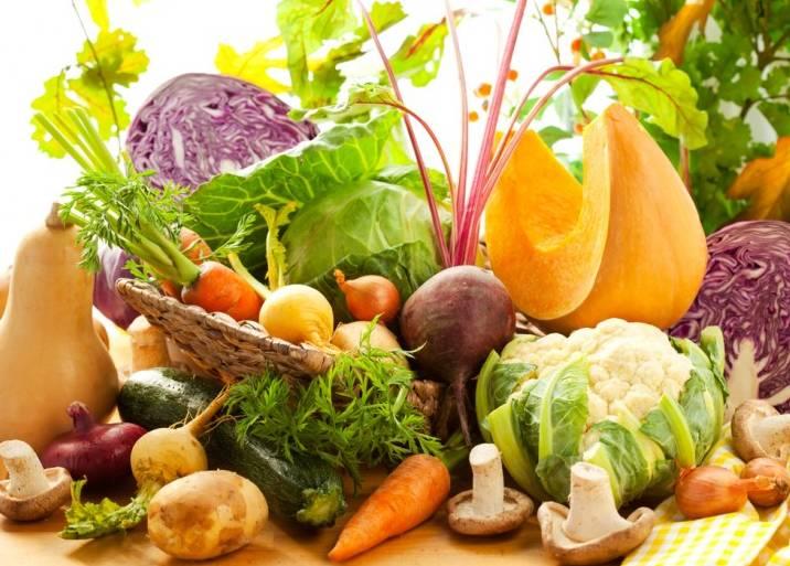 Что следует есть вегетарианцам?