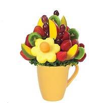 Букет из фруктов в подарок. Оригинальная идея для подарка