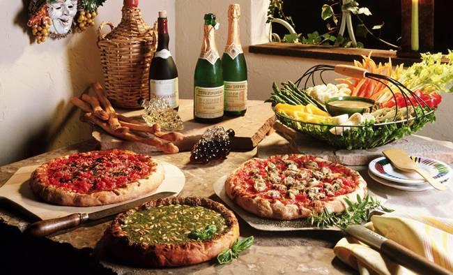 Итальянская кухня. Что особенного в этой кухне?