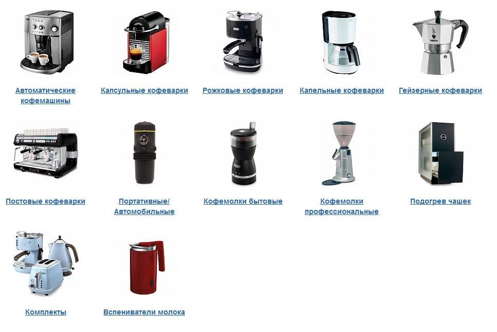 Какую кофемашину выбрать для дома?