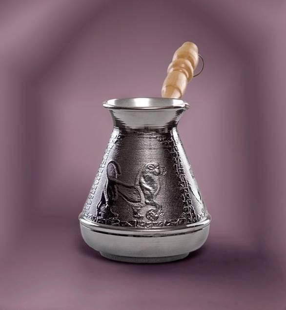 Покупка турки для приготовления кофе