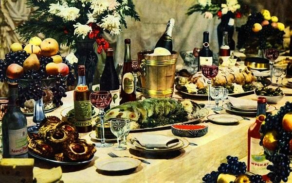 Как сохранить свежесть продуктов за месяц до праздника