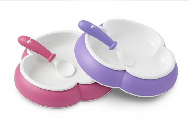 Силиконовая посуда для ребенка
