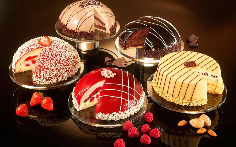 История возникновения тортов