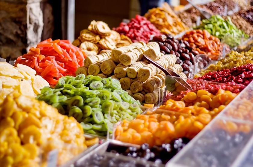 5 причин, чтобы перекусить сухофруктами сегодня