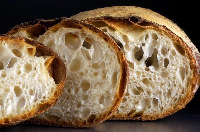 Как приготовить тесто для домашнего хлеба