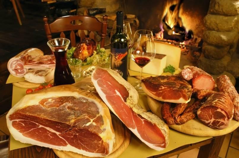 Кулинарная экскурсия в Италию
