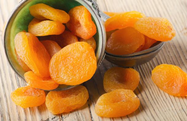 Курага или сушеный абрикос