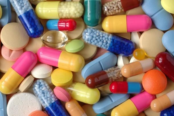 Запаситесь витаминами в аптеке