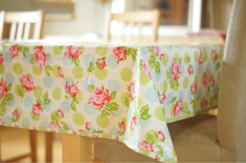 Скатерть для кухонного стола своими руками 33