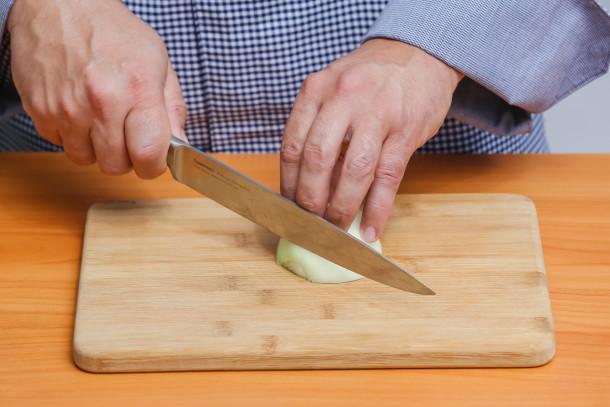 Как правильно нарезать продукты
