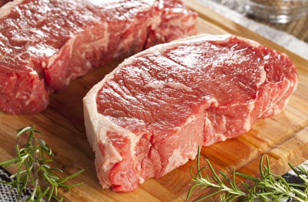 Вкуснейшее мясо на солевой подушке